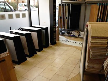 Helensburgh Floorplane Showroom